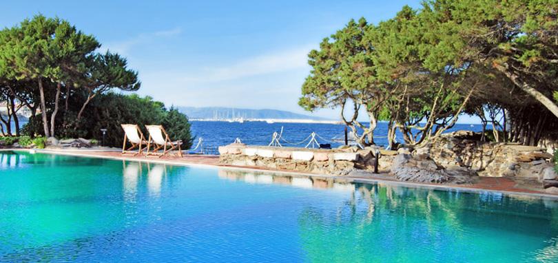 Suite di lusso a stintino vacanze esclusive stintino for Enormi planimetrie